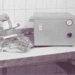Ручной инъектор рассола Dorit HSM с продуктом