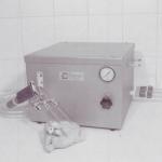 Ручной инъектор рассола Dorit HSM-3 с продуктом