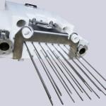 Инъектор рассола Ruhle IR 17. Иглы инъектора